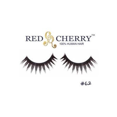 #62 Strip False Eyelashes by Red Cherry (6 Pairs)
