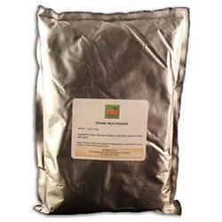 Bobastore Bubble Boba Tea Sesame Milk Powder Mix, 2.2 lbs (1kg) BAG