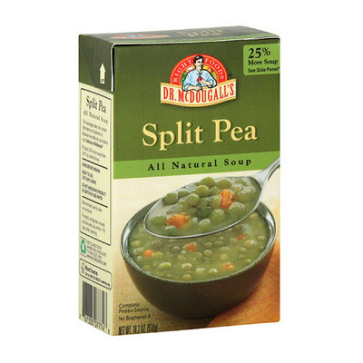 Dr. McDougall's Right Foods All Natural Split Pea Soup