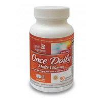 Nutri Supreme Research Once Daily Multi - Vitamin 90 Capsules