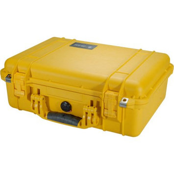 Pelican Products Waterproof Safety Cases Case, Yellow, 18.5