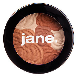 Jane Cosmetics Multi-Colored Bronzing Powder (Golden/Natural)