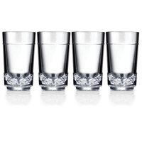 Test Drinique Unbreakable Elite Shot Glass 2oz, 4pk