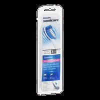Philips Sonicare Standard Ultra Soft Brush Heads Sensitive - 3 CT