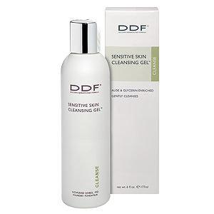 DDF Sensitive Skin Cleansing Gel, 6 oz