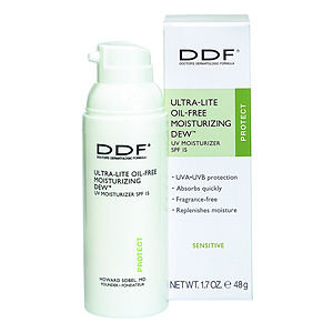 DDF UltraLite OilFree Moisturizing Dew SPF 15 1.7oz