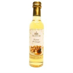 Acetum Honey and Ginger Condiment 8.5 oz