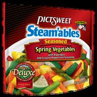 Pictsweet Seasoned Spring Vegetables Steam'ables