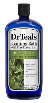 Dr Teal's® Relax & Relief Foaming Bath
