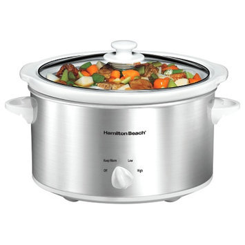 Hamilton Beach 4 Qt. Slow Cooker Model 33140V