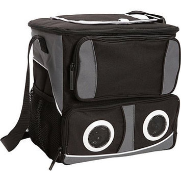 Bellino Sound Cooler Black/Grey - Bellino Travel Coolers