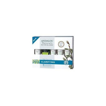 Andalou Naturals Get Started Clarifying Kit - $30.00 Value