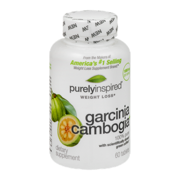 Purely Inspired Dietary Supplement Garcinia Cambogia Tablets - 60 CT