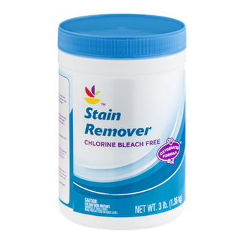 Ahold Stain Remover Chlorine Bleach Free