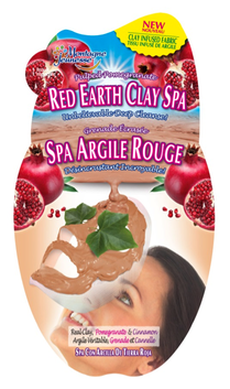 Montagne Jeunesse Red Earth Clay Spa Masque
