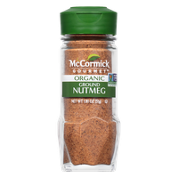 McCormick Gourmet™ Organic Nutmeg, Ground
