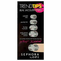 SEPHORA by OPI Betsey Johnson Trend Tips Skulls 16 Strips