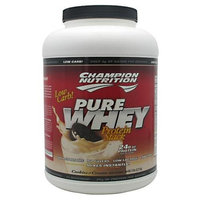 Champion Nutrition Pure Whey Protein Stack, Cookies and Cream 5 lbs (2.27 kg)