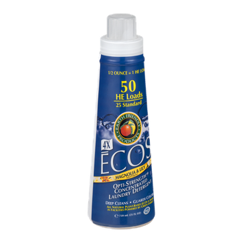 Earth Friendly Products ECOS Opti-Strength Concentrated Laundry Detergent Magnolia & Lilly