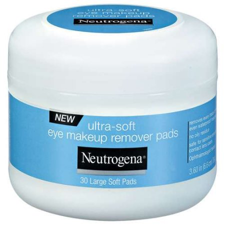 Neutrogena® Ultra-Soft Eye Makeup Remover Pads