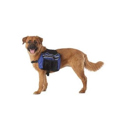 Petco Blue Saddlebag Dog Pack