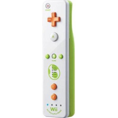 Nintendo RVLAPNWC Nintendo Wii Remote Plus Yoshi - Wii, Wii Mini, Wii U