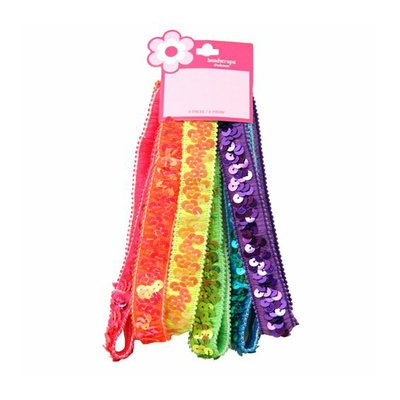 Girls' Sequin Headwraps