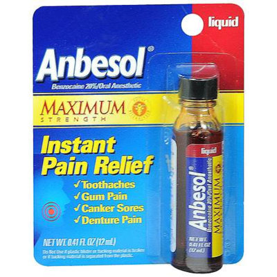 Anbesol Maximum Strength Liquid