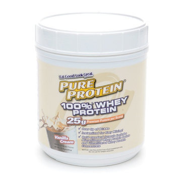 Pure Protein 100% Whey Protein Shake Powder