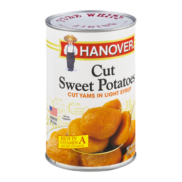 Hanover Cut Sweet Potatoes