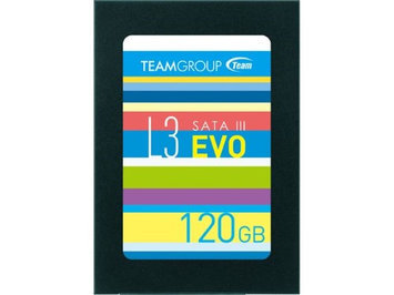 Team Group L3 EVO - Solid-State-Disk - 120GB - intern - 6.4cm ( 2.5 ) - Sata 6GB/s
