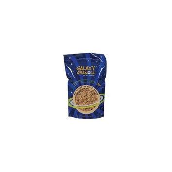 Galaxy Granola Organic Not Sweet Vanilla Munch Granola 12 oz. (Pack of 6)