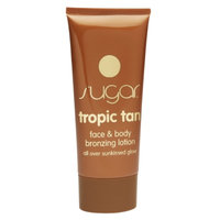 Sugar Tropic Tan Face & Body Bronzing Lotion, 2.7 oz