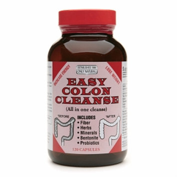 Only Natural Easy Colon Cleanse
