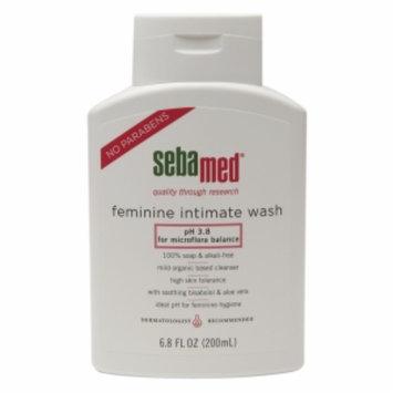 Sebamed Feminine Intimate Wash, 6.8 fl oz