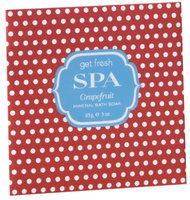 Get Fresh - Spa Mineral Bath Soak - Black Currant
