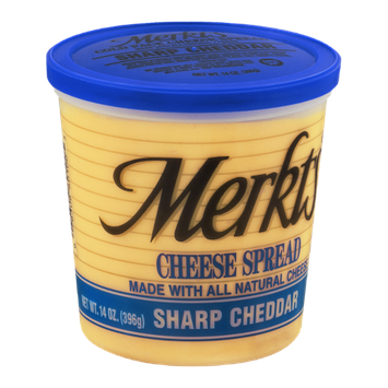 Merkts Cheese Spread Sharp Cheddar