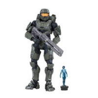 McFarlane Toys Halo 4 Series 2 Master Chief with DLC