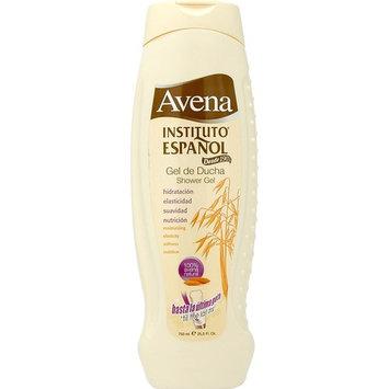 Avena Shower Gel, 100 % Natural, 25.5 fl oz (750 ml)