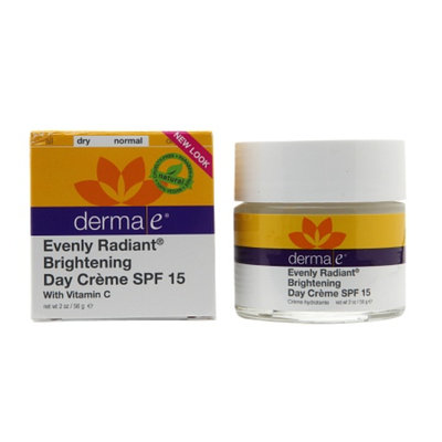 derma e Evenly Radiant Day Cr??me SPF 15