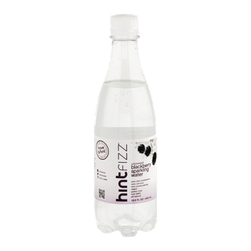 Hint Fizz Unsweet Sparkling Water Blackberry