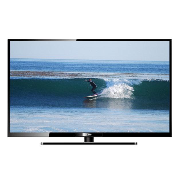 Paradise Eximport, Inc. Sanyo REFURBISHED 42IN 1080P SLIM LED HDTV - DP42D24