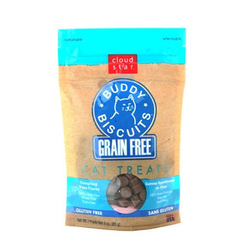 Cloud Star Grain Free Buddy Biscuits for Cats