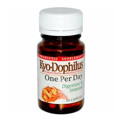 Kyolic Kyo-Dophilus One Per Day 30 Capsules