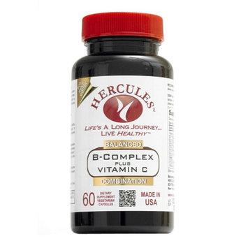 Hercules B-Complex Plus Vitamin C