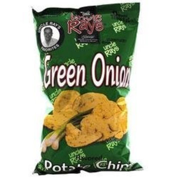 Uncle Rays Uncle Ray's Green Onion Potato Chips 4.25oz Bags Best By Jan 21. 2013