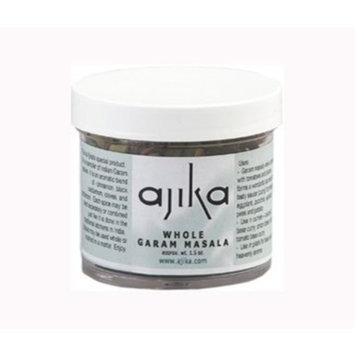 Ajika Garam Masala Whole Blend - Indian, African, Middle Eastern Spice