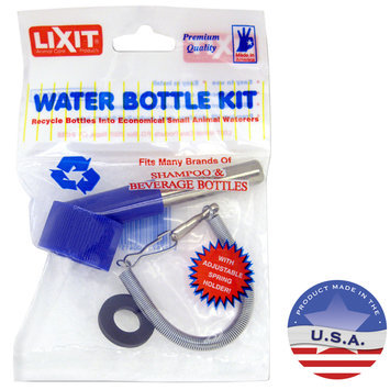 Atco Manufacturing Company Inc Lixit® Water Bottle Kit with Spring