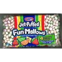 Jet Puffed Kraft Jet-Puffed Fun Mallows Fruit Flavors 10.5 Ounce (Pack of 3)
