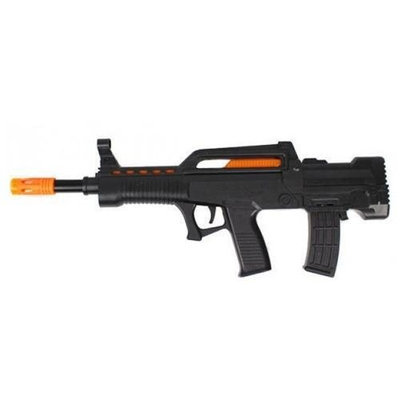 airsoftrc Battery Operated Super Combat Mission 19 Toy Machine Gun